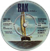 Hermans Hermits - Searching For The Southern Sun